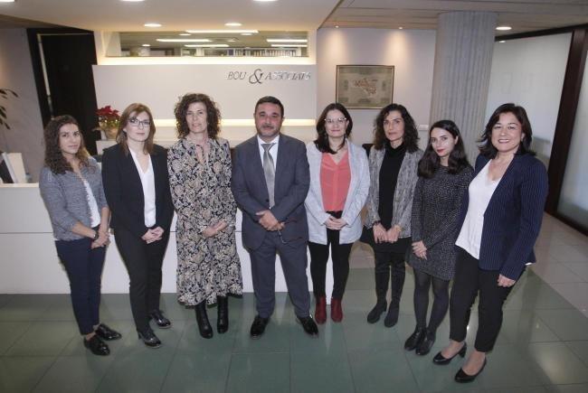 Bou & Associats, una larga trayectoria de trabajo en equipo