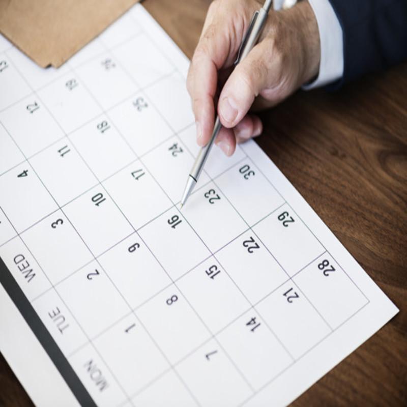 Comunicacions a realitzar al Novembre a l'AEAT amb efectes per al 2020